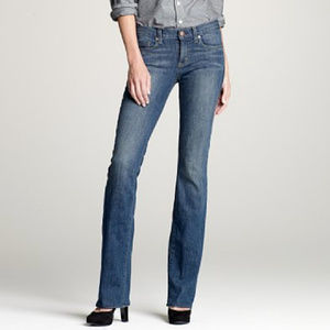 J.Crew Bootcut Jeans 28S - Dance Off Wash